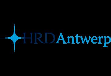 Logo von HRD Antwerp.