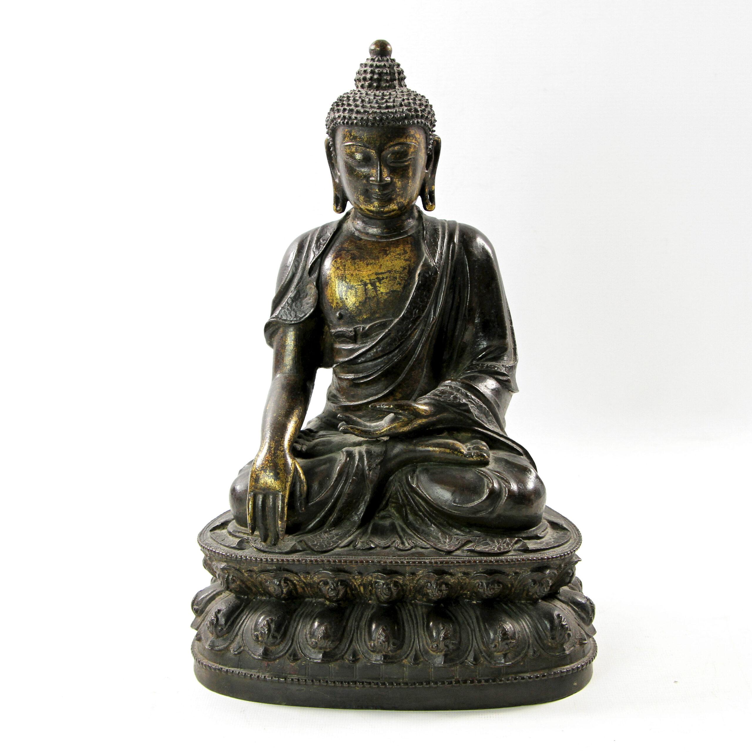 Bronze des Buddha Shakkyamuni