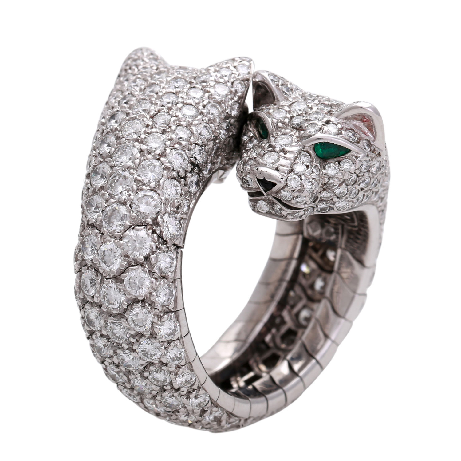"CARTIER Ring ""Panthère de Cartier"""