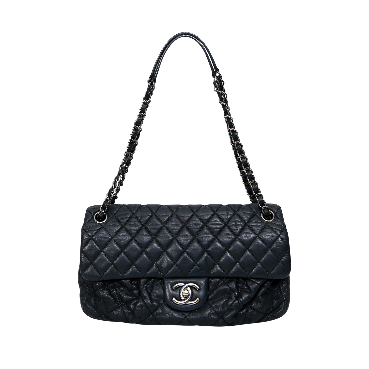 "CHANEL Schultertasche ""SINGLE FLAP"""